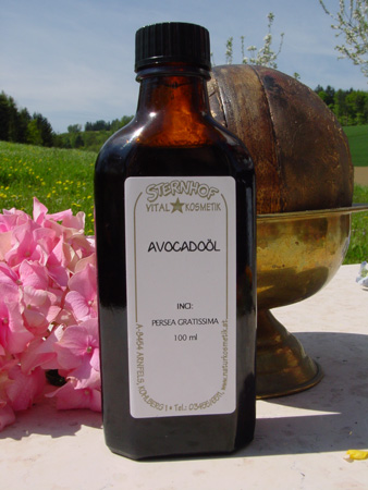 Avocadoöl, 100 ml